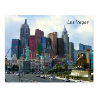 Schöne Las Vegas-Ansicht-Postkarte! Postkarten