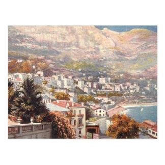 Schöne Monte Carlo Ansicht Postkarte