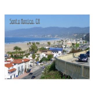 Schöne Santa Monica Postkarte! Postkarte