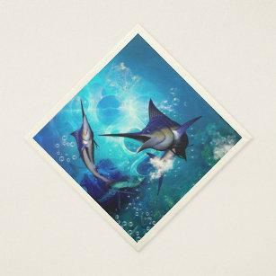 Unterwasser Servietten | Zazzle.at