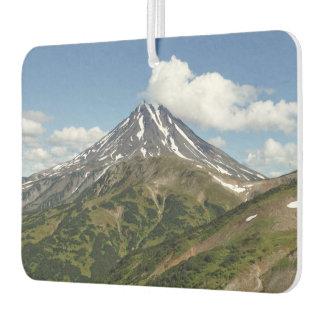 Schöne summery Vulkanlandschaft Lufterfrischer