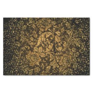 Schöner dekorativer Damast Seidenpapier