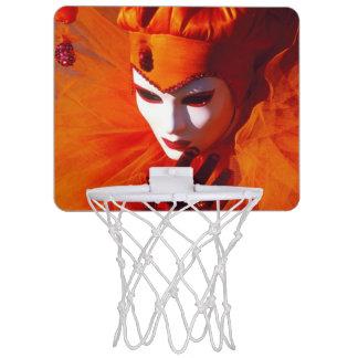 Schöner Harlekin Mini Basketball Ringe