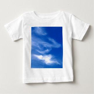 schöner Himmel und Wolke Baby T-shirt