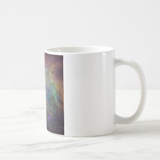 schöner Nebelfleck Kaffeetasse