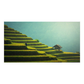 Schönes Asien Poster