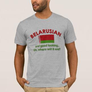Schönes belarussisches T-Shirt