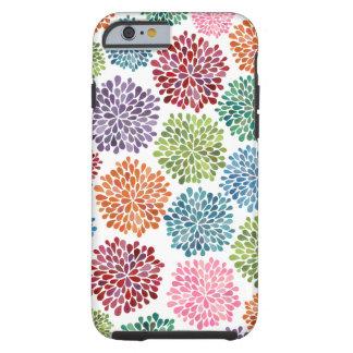 Schönes Dahlie-Blumen iPhone 6 Tough iPhone 6 Hülle