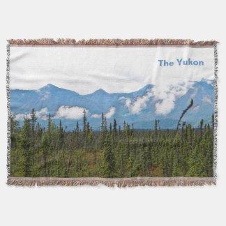 Schönes Yukon Decke