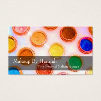 Schönheits-Make-upVisitenkarten Visitenkarten