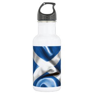Schottische Flagge Trinkflasche