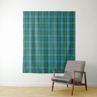 Schottischer Leidenschafts-Clan MacLeod von Wandteppich