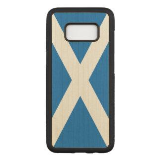 Schottland-Flagge - schottische Flaggen-Andenken Carved Samsung Galaxy S8 Hülle