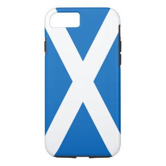 Schottland-Flagge - schottische Flaggen-Andenken iPhone 8/7 Hülle