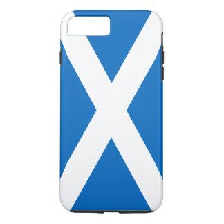 Schottland-Flagge - schottische Flaggen-Andenken iPhone 8 Plus/7 Plus Hülle