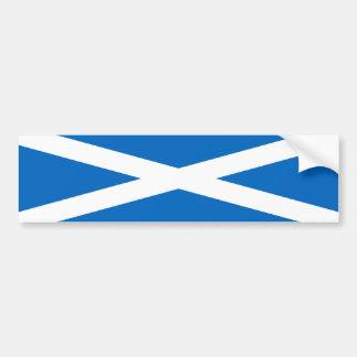 Schottland/schottischer Flaggen-Autoaufkleber Autoaufkleber