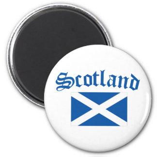 Schottland-Staatsflagge Kühlschrankmagnete