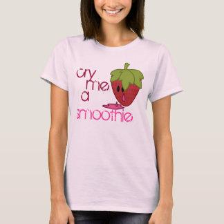 Schreie ich ein Smoothie T-Shirt