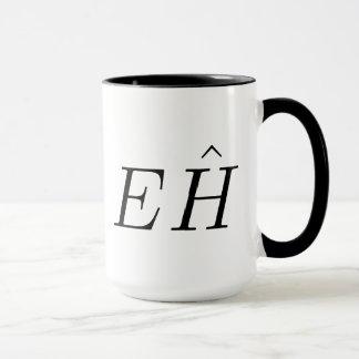 Schrödinger Gleichung Tasse