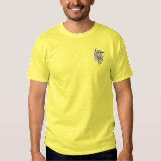 Schulbedarf Besticktes T-Shirt
