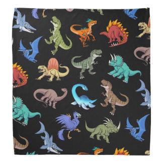 Schulbedarf des Dinosaurier-Regenbogen-II Halstuch
