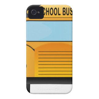 Schulbus iPhone 4 Case-Mate Hülle