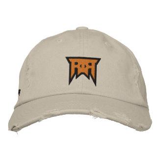 Schurken- Tiger Besticktes Baseballcap