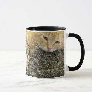 Schutz-Kätzchen Tasse