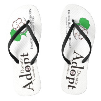 Schutz-Logo Flip Flops