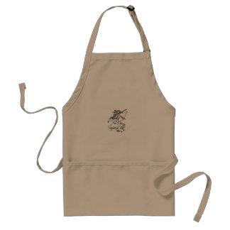 Schütze-Schürze-Senkung für die Kochs-Astrologie Schürze