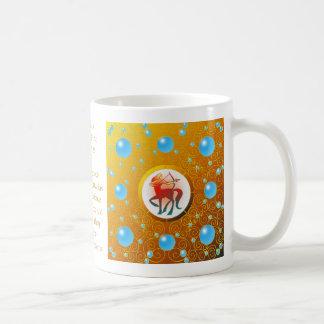 Schütze-Tasse Kaffeetasse