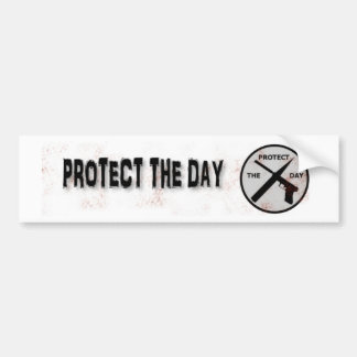 Schützen Sie den TagesAutoaufkleber Autoaufkleber
