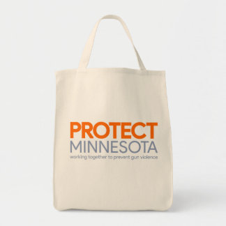 Schützen Sie Minnesota-Taschen-Tasche Einkaufstasche