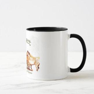 Schützen Sie Oregons wilde Pferde Tasse