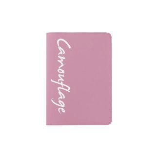 Schützen Sie Passeport Soy Amor - Camouflage Passhülle