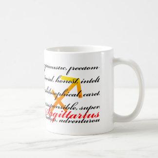 Schützepersönlichkeit Kaffeetasse
