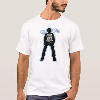 SCHWÄCHLICHES CIAO T-Shirt