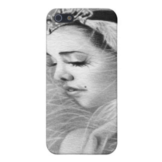 Schwan-Königin-Ballerina-Speck-Kasten iPhone 5 Cover