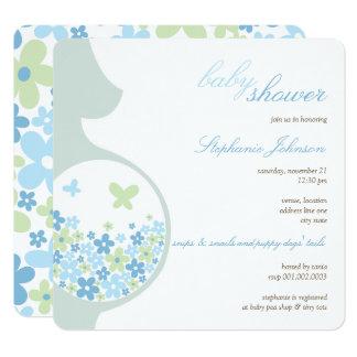 Schwangerschaft u. blaue karte