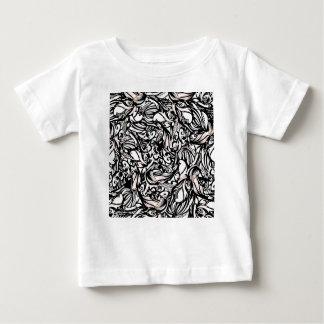 schwarz baby t-shirt