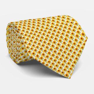 Schwarz-Mit Augen Susan-Foto-geometrisches Muster Personalisierte Krawatten