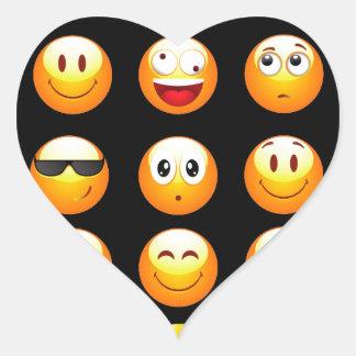 Schwarze Emojis