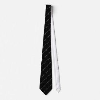 Schwarze Krawatte M16
