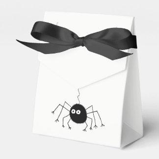 Schwarze Spinnen-Beute-Tasche Geschenkschachtel