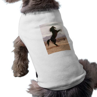 Schwarzer Berg! T-Shirt