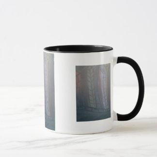 Schwarzer Nebel, schwarzer Nebel, schwarzer Nebel Tasse