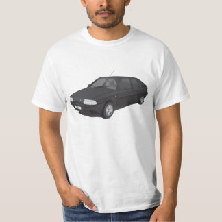 Schwarzes Citroëns BX Tshirt