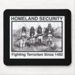 Schwarzes Foto-indische heimat-Sicherheit