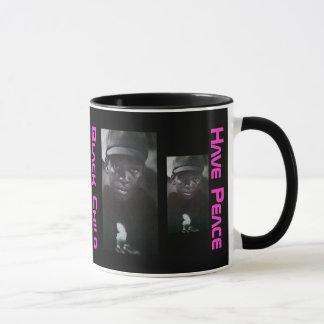 Schwarzes Kind Tasse