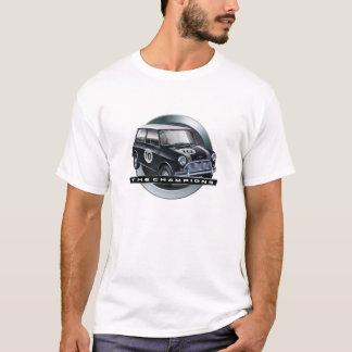 Schwarzes Mini Coopers S T-Shirt